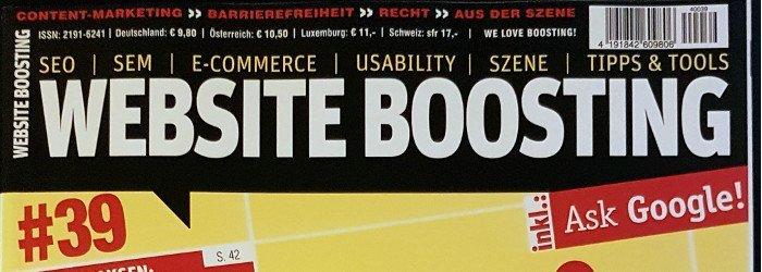 WebsiteBoosting #39 Local SEO