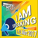 Campixx 2017 Speaker