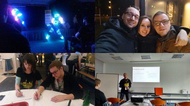 Impressionen der SEO Campixx Berlin 2016