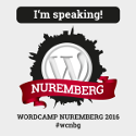Vortrag von Hans Jung auf dem WordCamp in Nürnberg