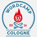 Auf dem WordCamp Cologne 2016 hat Hans Jung einen Vortrag gehalten.